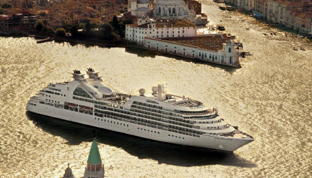Experience European culture from the luxurious Seabourn Odyssey