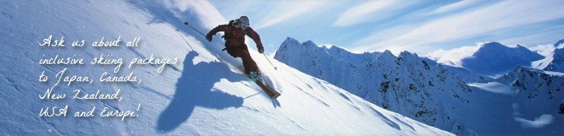 All Inclusive skiing packages